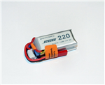 2s   220mAh - 30C - Dualsky XPower ECO-S - JST