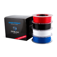 EasyPrint PLA Value Pack 1.75mm 4x500g - 4 färger