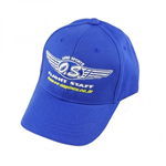 Cap OS Flight Staff Blue