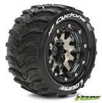Louise Tire & Wheel MT-Cyclone 3.2 1/2 offset