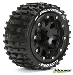 Louise Tire & Wheel ST-Pioneer 3.2 0-offset svart