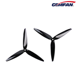 Gemfan Flash Durable 3 Blade 7040-Black