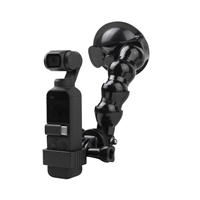 Alu Mount w Suction Cup for Osmo Pocket