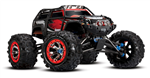 Traxxas Summit 4WD 2.4GHz 1/10 RTR u / batt Red