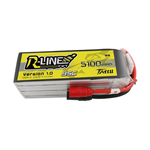 6s  5100mAh - 95C - Gens Ace AS150