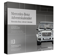 Francis Mercedes-Benz adventskalender för klass G