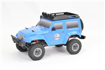 FTX Outback Mini Alto 2.0 4x4 Blue RTR
