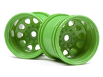 HPI -120039 Classic King Wheel Green (2.2in / 2st)