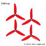 HQ Durable Prop 5X4.3X3V1S Light Red(2CW+2CCW)