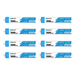 1s   300mAh - 30/60C - BETA LiHV 8-Pack BT2.0