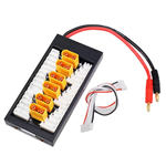 Fuse Multi-Charge Board 1-6s LiPo - XT90 XH
