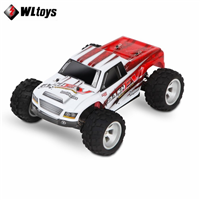 WLToys Monster A979-B 1/18 4WD 70 km / h - komplet