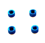 Hobbywing M3 4mm Spacers 4st