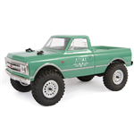 Axial SCX24 Chevrolet C10 Rock Crawler 4WD Green