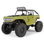 Axial SCX24 Deadbolt Rock Crawler 4WD Green