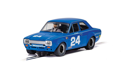 Scalextric Ford Escort MK1 - Daytona 1972