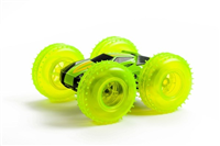 Top RC Jumping Car m/LED - RTR