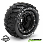 Louise Tire & Wheel MT-Cyclone Maxx Soft Black
