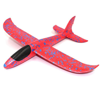 Top RC Mini Glider Aircraft Red