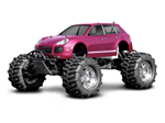 HPI-17512 Porsche cayenne turbo body (Savage/200mm