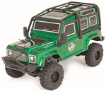 FTX Outback Mini Ranger 3.0 4x4 Green RTR