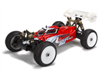 Serpent 811-Be Cobra Buggy EP 1/8 RTR Red [DMEO]