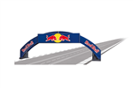 Carrera Red Bull Victory Arch
