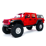 Axial SCX10 III Jeep JT Gladiator Portal Red RTR