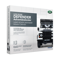 Franzis Land Rover Defender Adventskalender