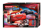 Carrera Bilbane - Disney Cars 3 - Neon Nights GO!
