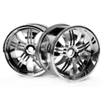 HPI-3252 Tremor Wheel Chrome