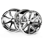 HPI-3257 Blast Wheel Chrome