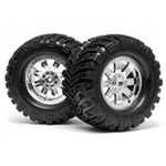 HPI-4726 monterad Super Mud Tire